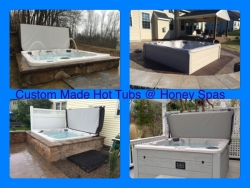 Custom manufacturered Hot Tubs Made in PA!